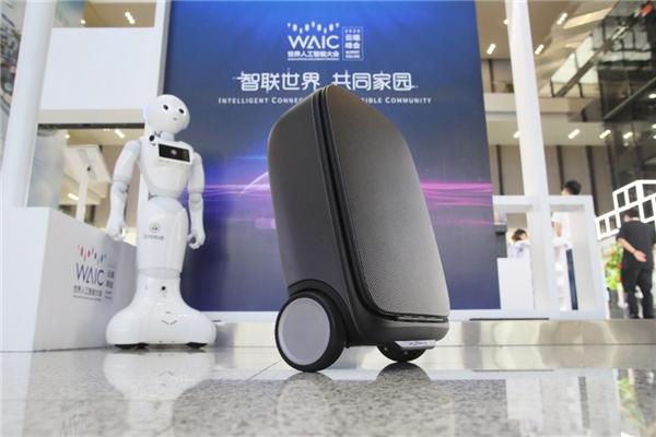 开润股份亮相2020世界人工智能大会,加速开辟新赛道