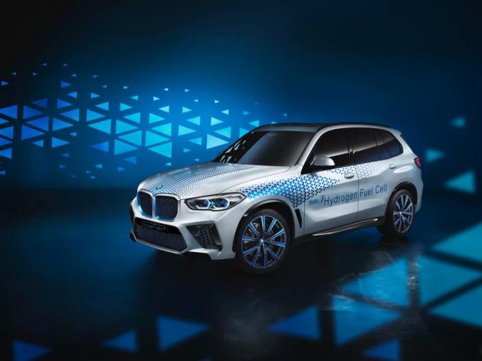宝马i Hydrogen Next X5 2020年将开始限量生产