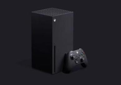 微软Xbox Series X的包装盒设计展示
