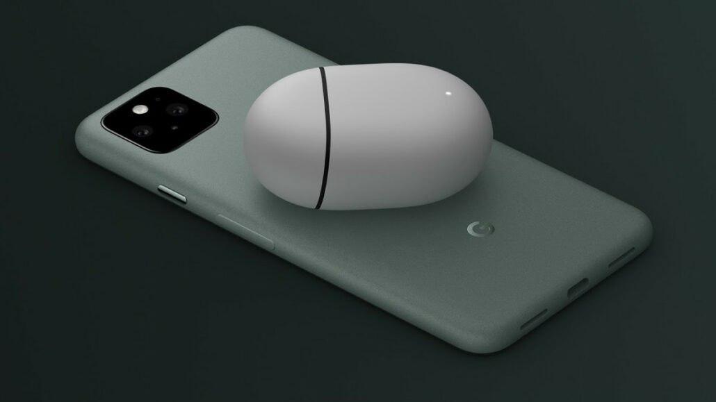 谷歌Pixel 5是第一款具有无线充电功能的全铝手机