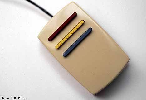 图解鼠标50年发展历史 从简陋到神奇