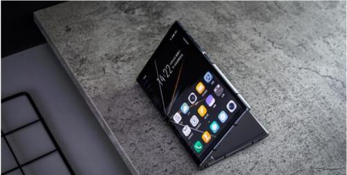 柔宇科技:折叠屏手机不怕折,折不断,更薄更好用