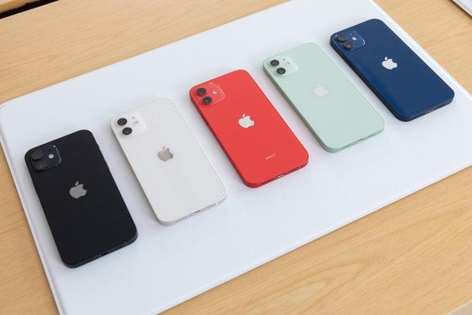 iPhone 12屏幕发绿:我选择不原谅它