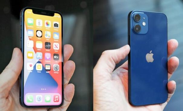 iPhone 12 mini触摸屏的问题已经引起了许多用户不满