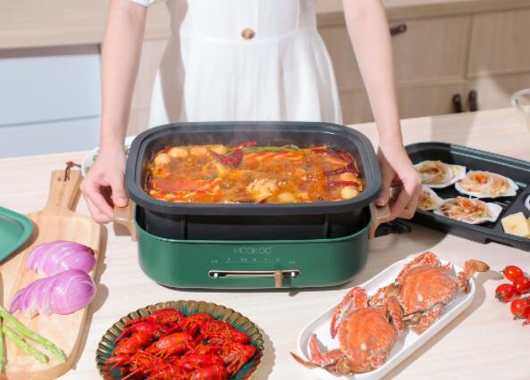 厨神的进阶之路,诺欧柯多功能料理锅帮你实现