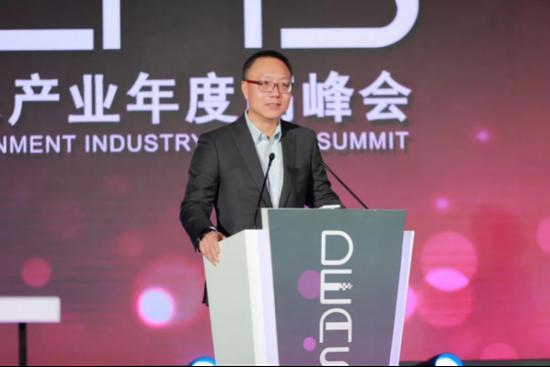 完美世界控股集团副董事长、完美世界股份有限公司首席执行官 萧泓博士